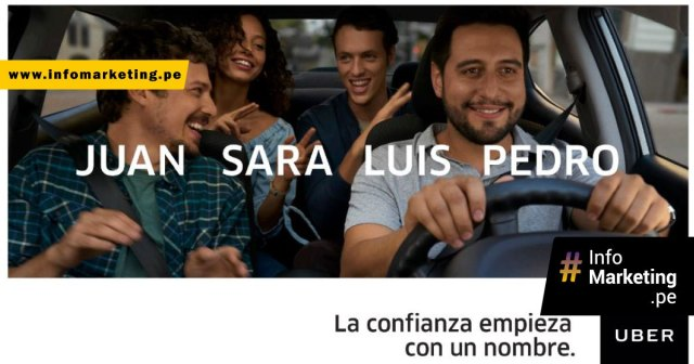 uber1 confianza - nombre